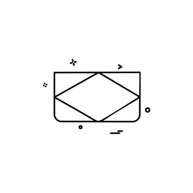Card icon design vector illustration