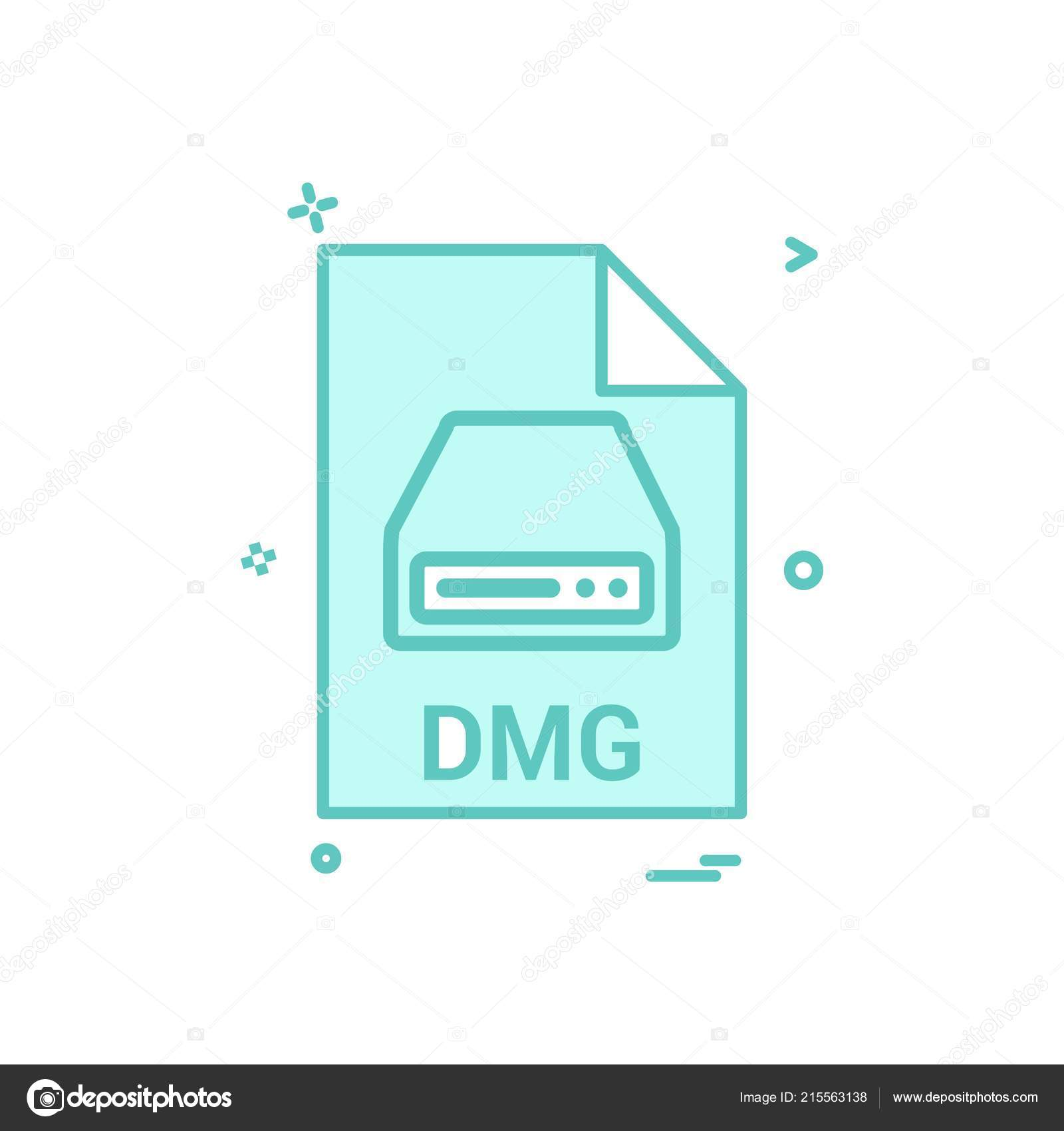 what is a dmg file extension