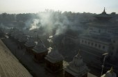 Fényképek Shiva sanctuary Scars of Shiva and smoke crematoriums