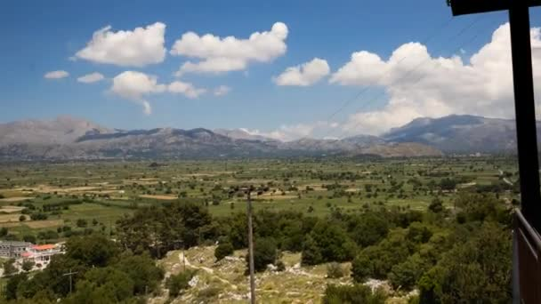 Valley View Timelapse Kreta