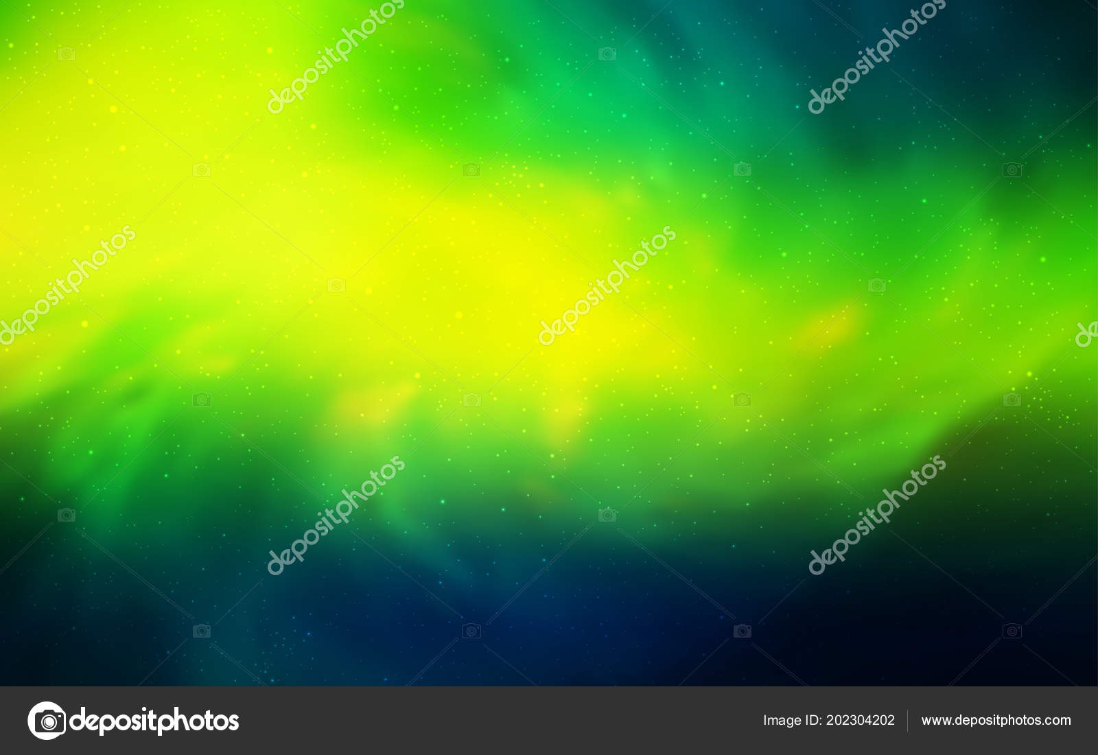 depositphotos 202304202 stock illustration dark green yellow vector background