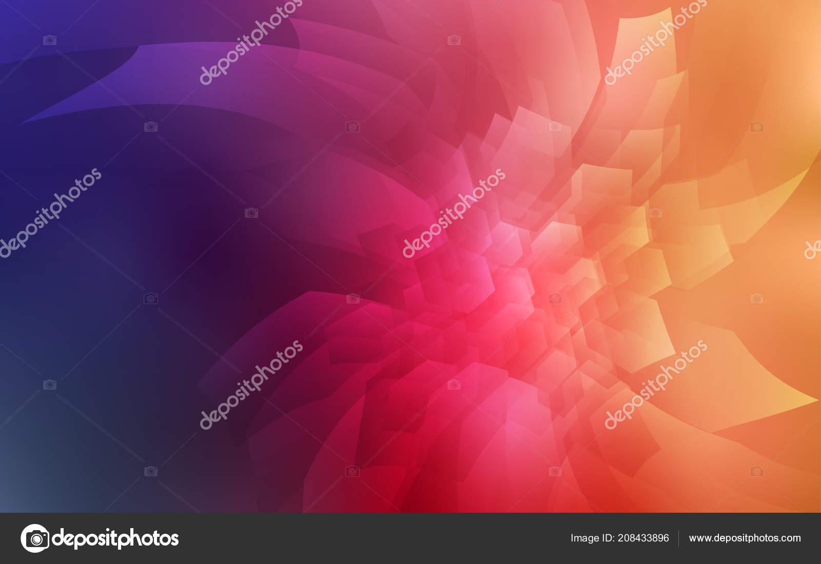 light pink yellow vector template hexagonal style glitter abstract