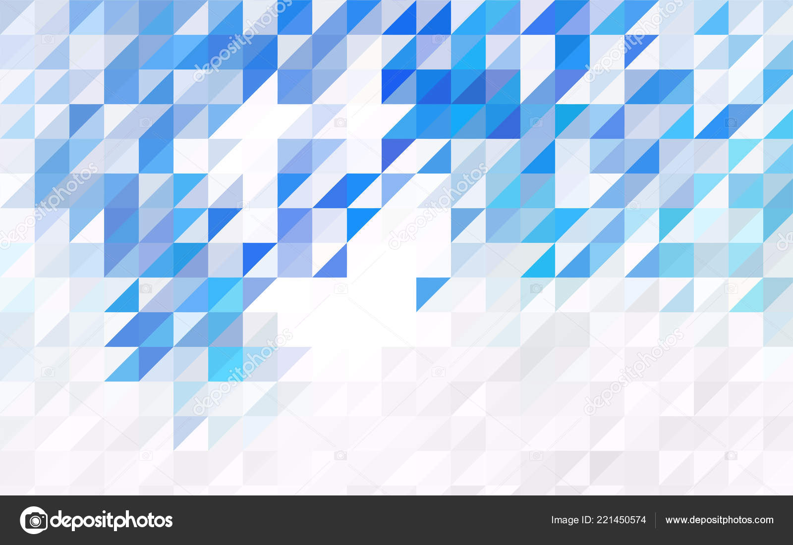 Light Blue Vector Abstract Colorful Background Which Consist