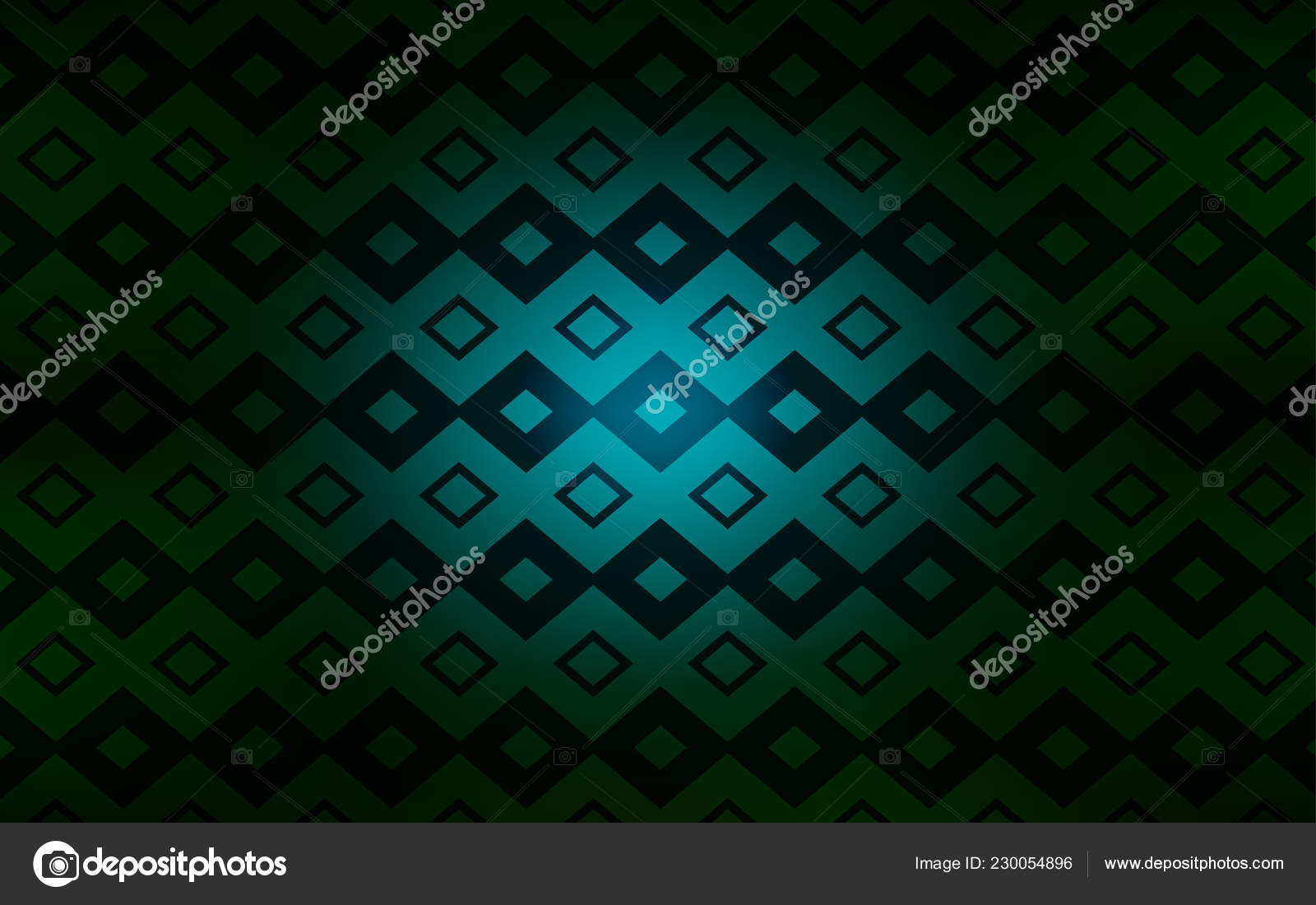 Dark Green Vector Background Rectangles Rectangles Abstract