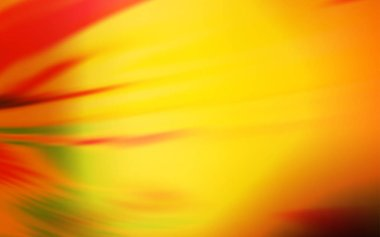 Dark Orange vector blurred template. Abstract colorful illustration with gradient. Background for a cell phone.