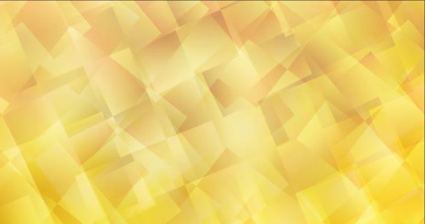 4K hurok világossárga felvétel sokszögletű stílusban.