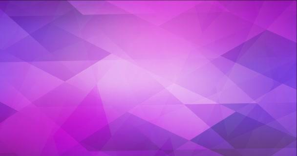 4K hurok világos lila, rózsaszín áramló videó téglalapokkal.