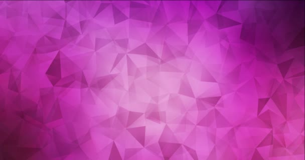 4K hurok sötét lila, rózsaszín absztrakt videó minta.