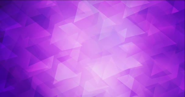 4K hurok világos lila, rózsaszín felvétel sokszögletű stílusban.