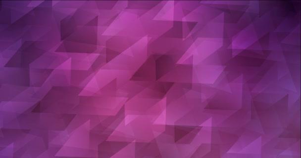 4K hurok sötét lila, rózsaszín videó minta téglalap alakú stílusban.