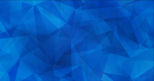 4K looping light blue abstract video sample.