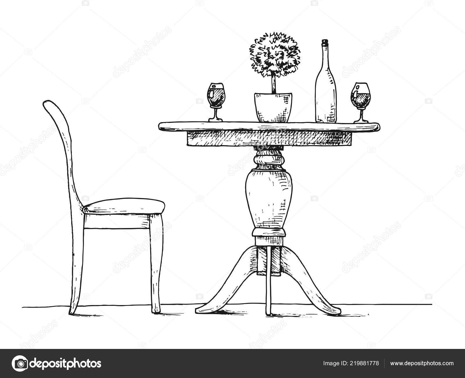 Runder Des Stühle Teil Tisch Dem Speisesaals Und Auf 6gf7Yby