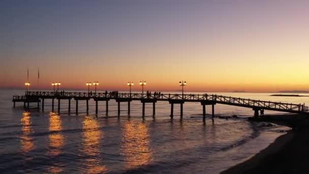 Schönes Strandparadies in der Stadt Marbella an der Costa del Sol, Andalusien