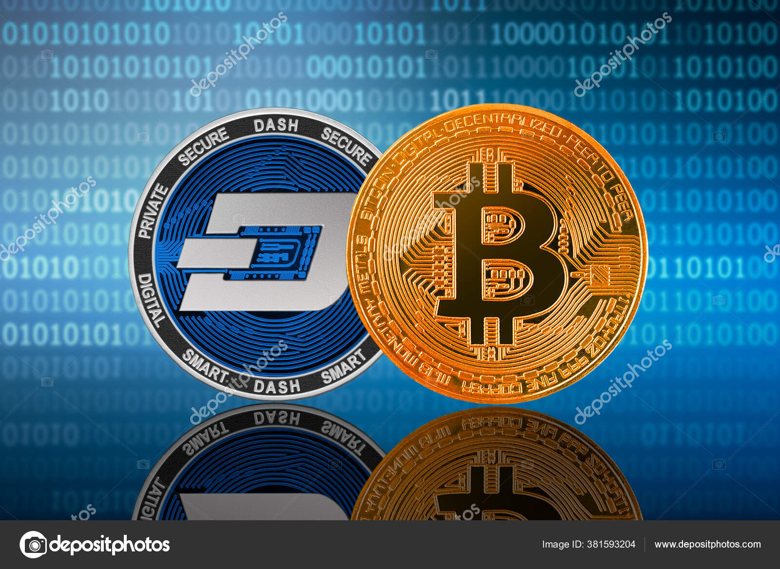 bitcoin vs dash)