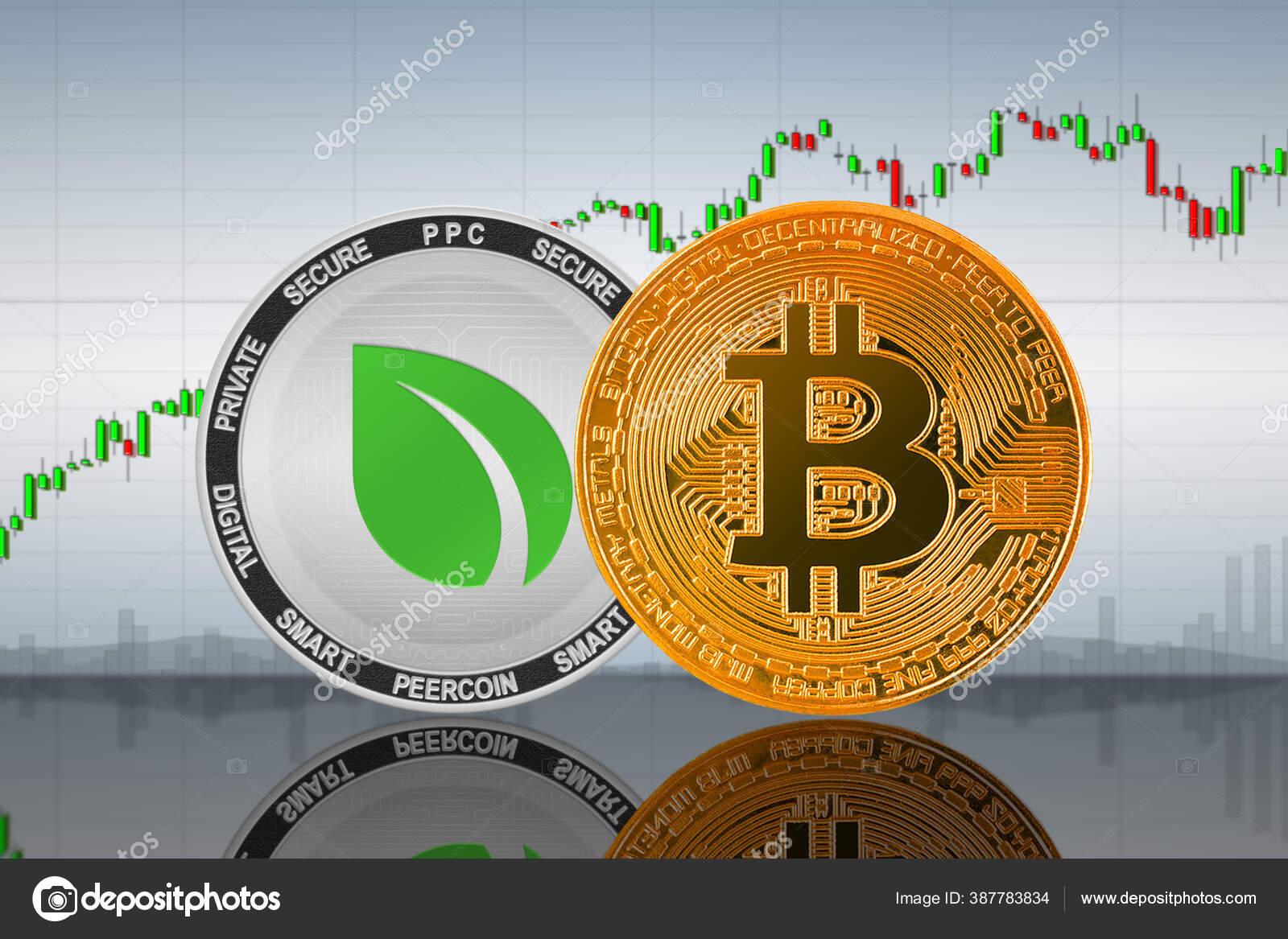 Bitcoin (BTC) ir Peercoin (PPC) Valiutos kursas konversijos skaičiuoklė