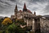 Fotografie Corvin castle in Hunedoara, Romania