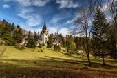 Fotografie Pele Castle in Transilvania Romania