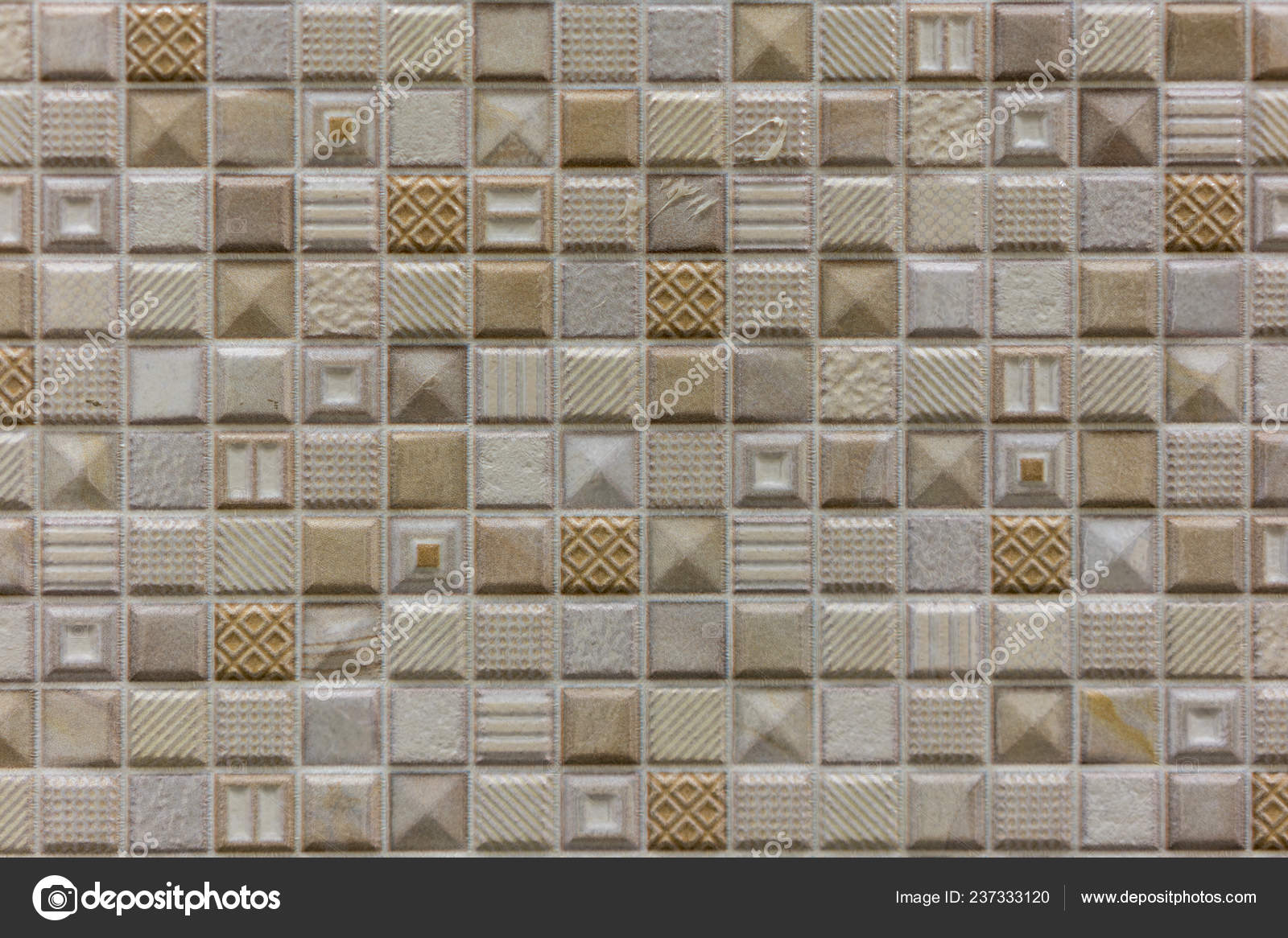 Ceramic Decorative Tiles Different Textures Covering Walls Floor Kitchen Bathroom Stock Photo C Colt Kiev Mail Ru 237333120