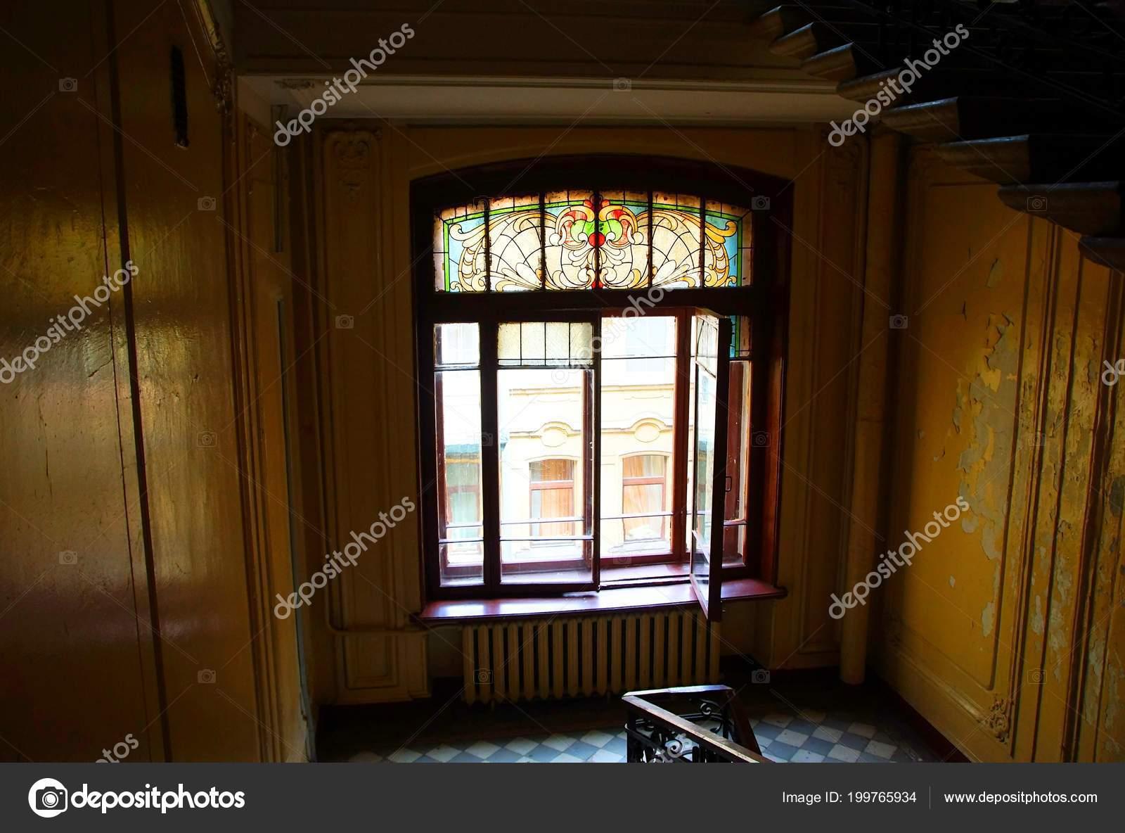 Fußboden Jugendstil ~ Fragment der innenausstattung des wohnhauses jugendstil auf