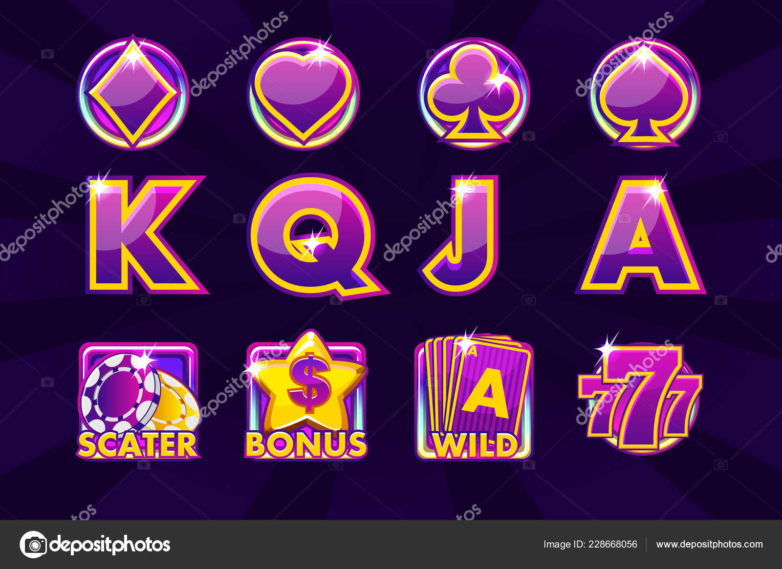 Азартные игры одним словом