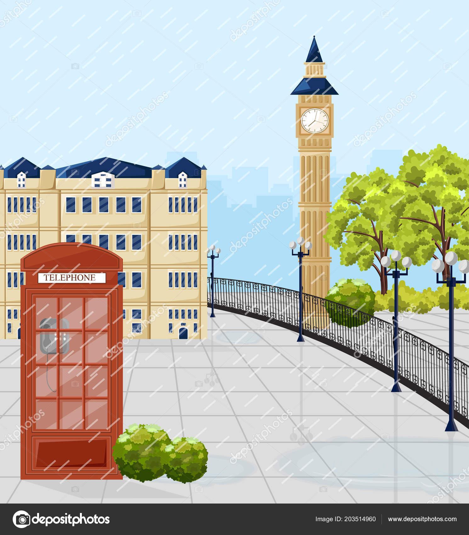 Sfondo Sfondi Telefono Londra Cabina Di Telefono Rossa A Londra