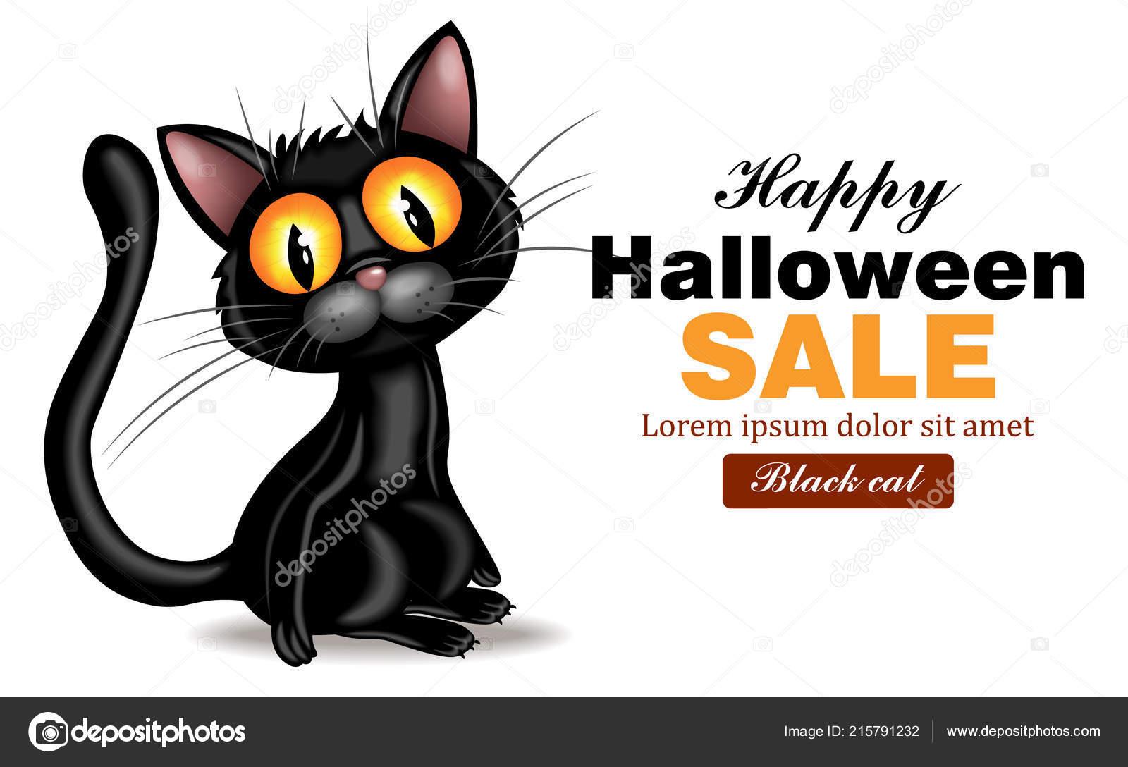 černá kočička na prodej