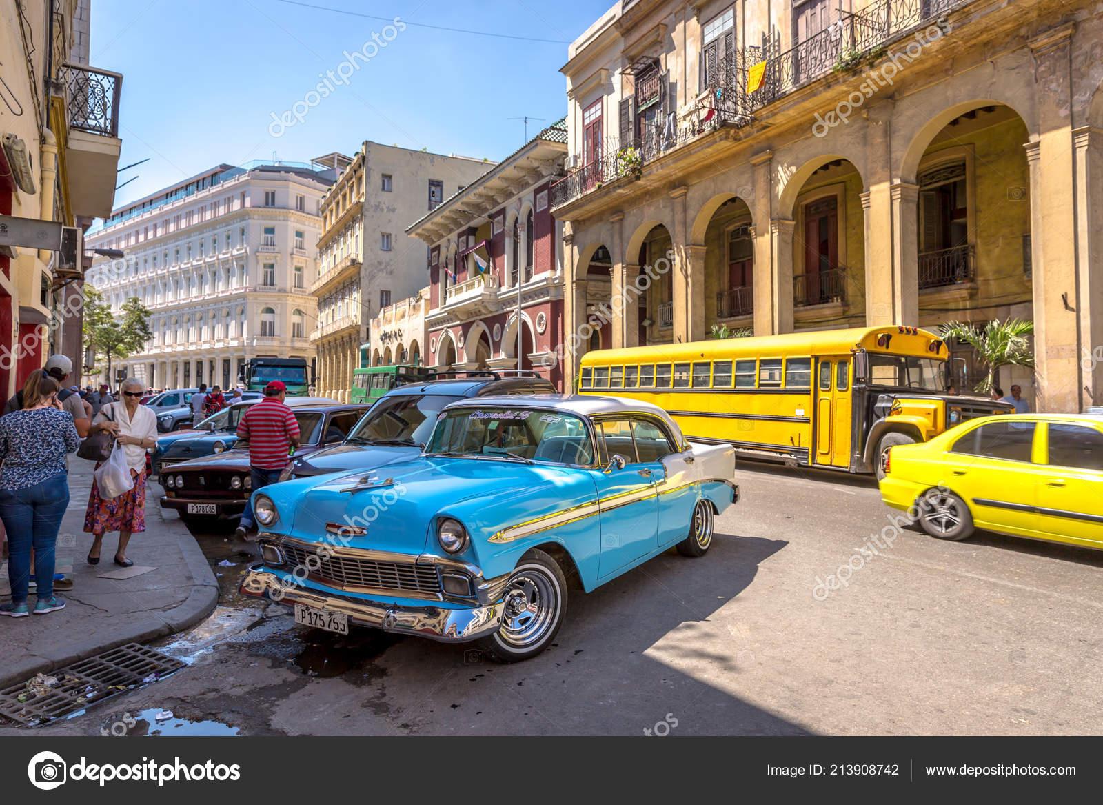Обои куба, havana, ночь, Old Havana, Гавана. Города foto 19