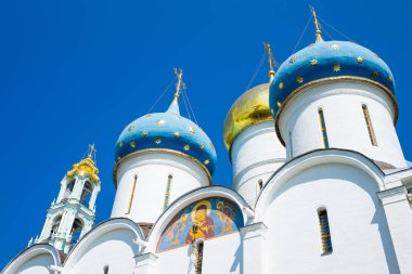 Russia, Sergiyev Posad (former Zagorsk), the Trinity Monastery of St. Sergius