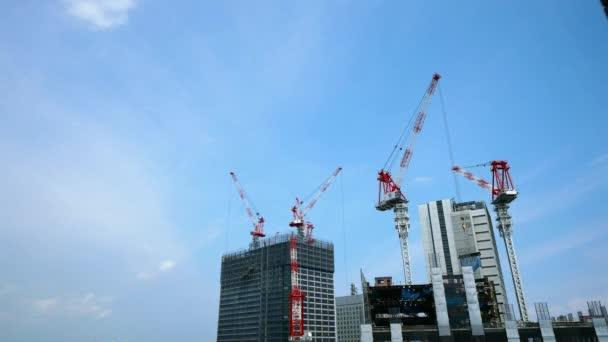 Časová prodleva stavebních staveb