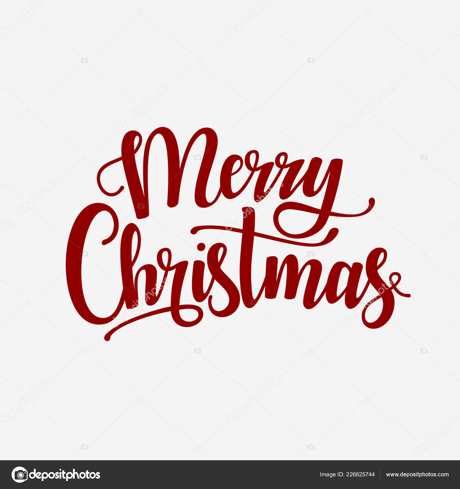 merry christmas happy new year card background xmas banner stock vector