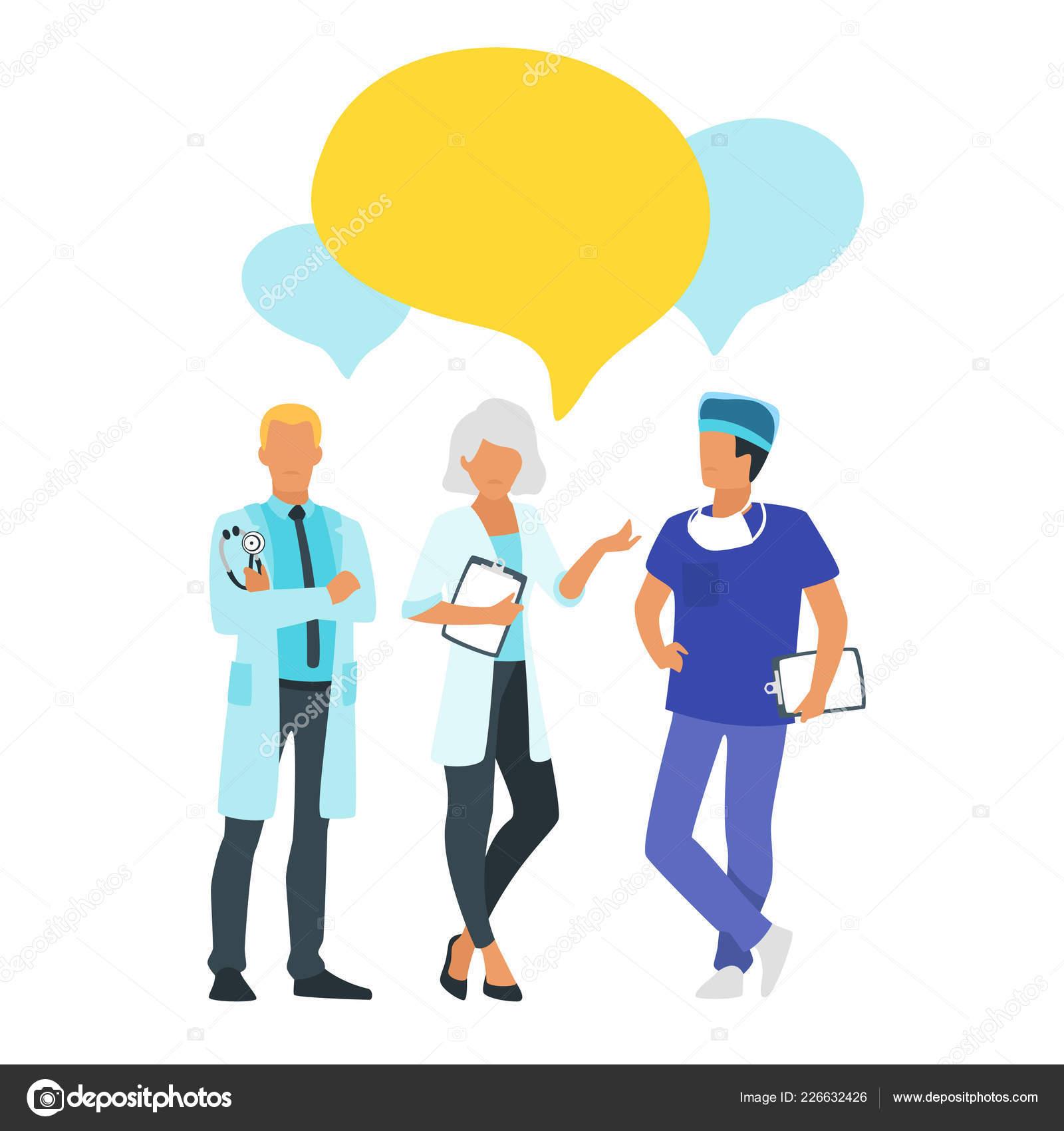 doctor speech