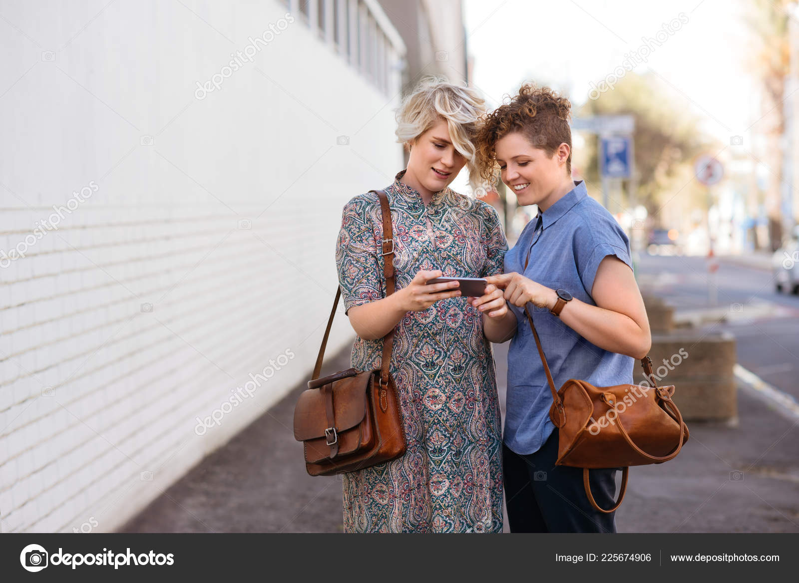 Lesbické mobil