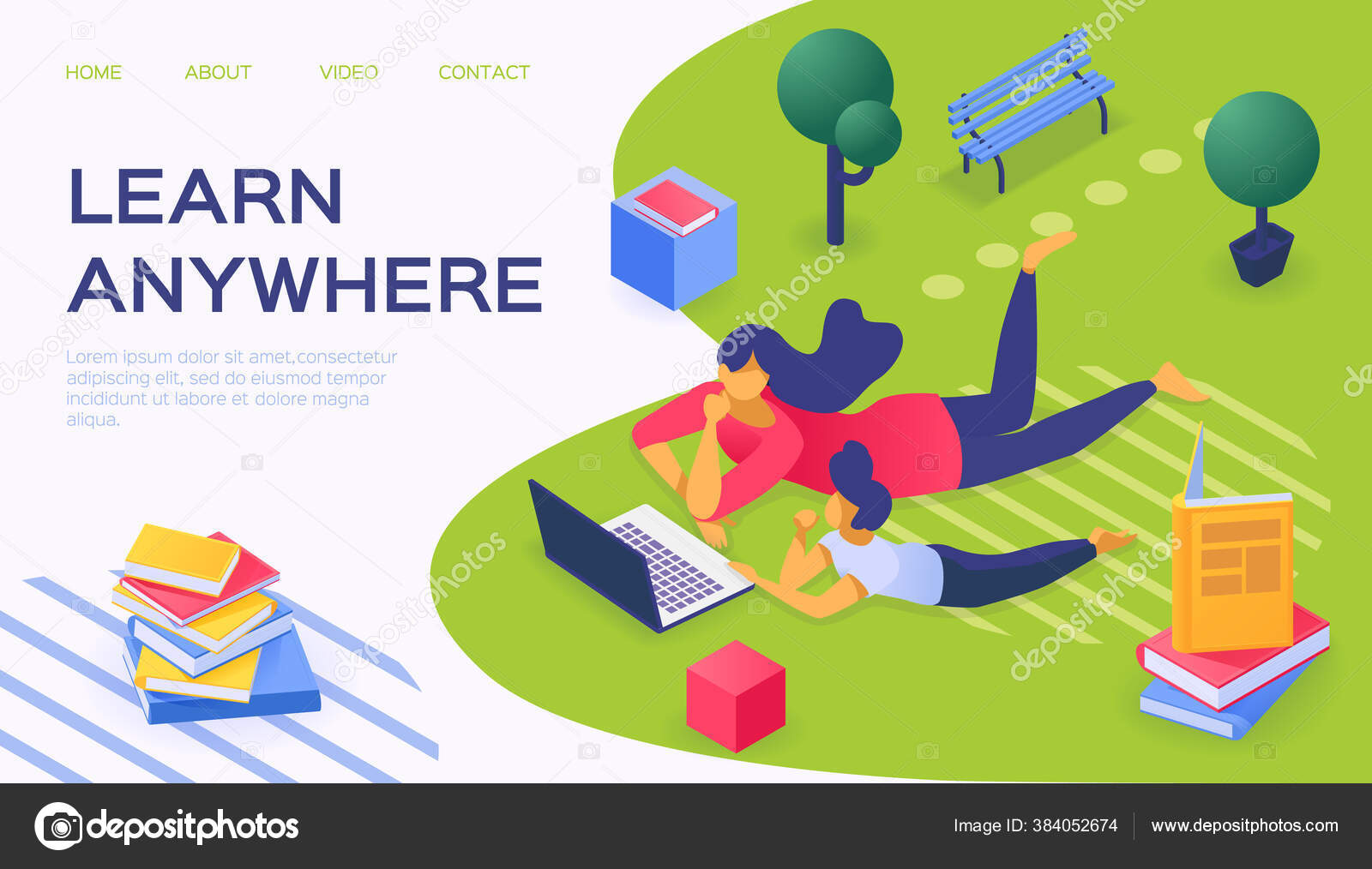 20 Learn anywhere Vector Images   Free & Royalty free Learn ...