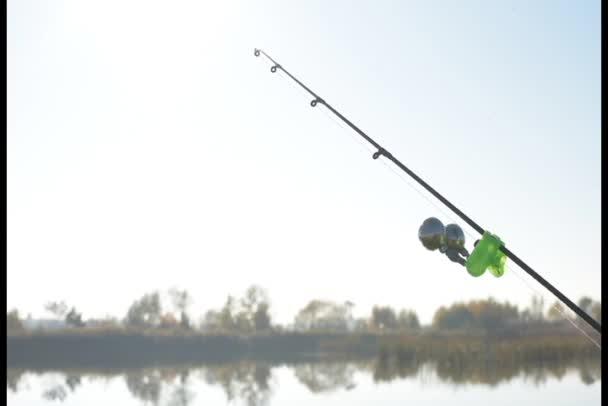 Halászati Twin harang gyűrű Spinning rúd bilincs