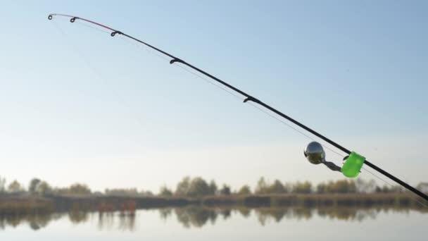 Rybaření Twin zvonek prstencového spřádacího Rod Clamp