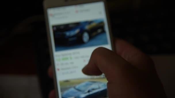 Ember választja autó smartphone
