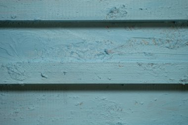 Wooden striped surface of blue color, texture or background
