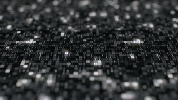 Encryption of visualization digital big data generated by artificial intelligence