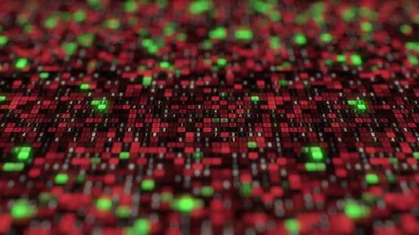 Dolly shot big data stream hacker programming application protection information technology