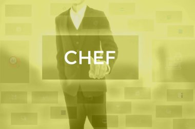CHEF - technology and business concept