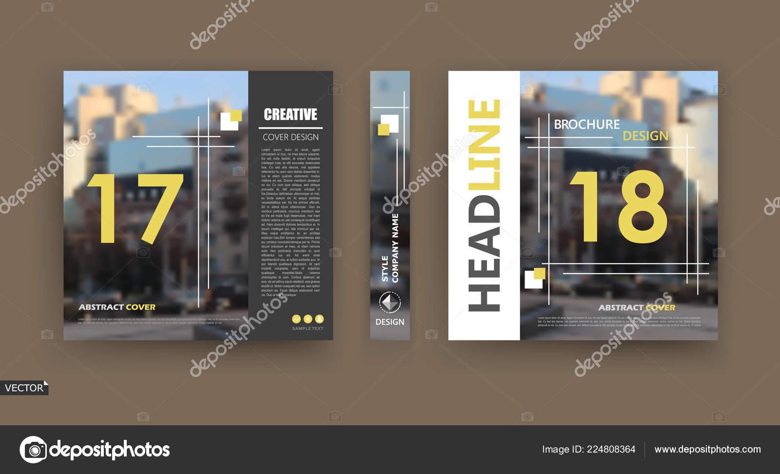 Info Visitenkarte Prospekt Cover Design Firma Bannerframe