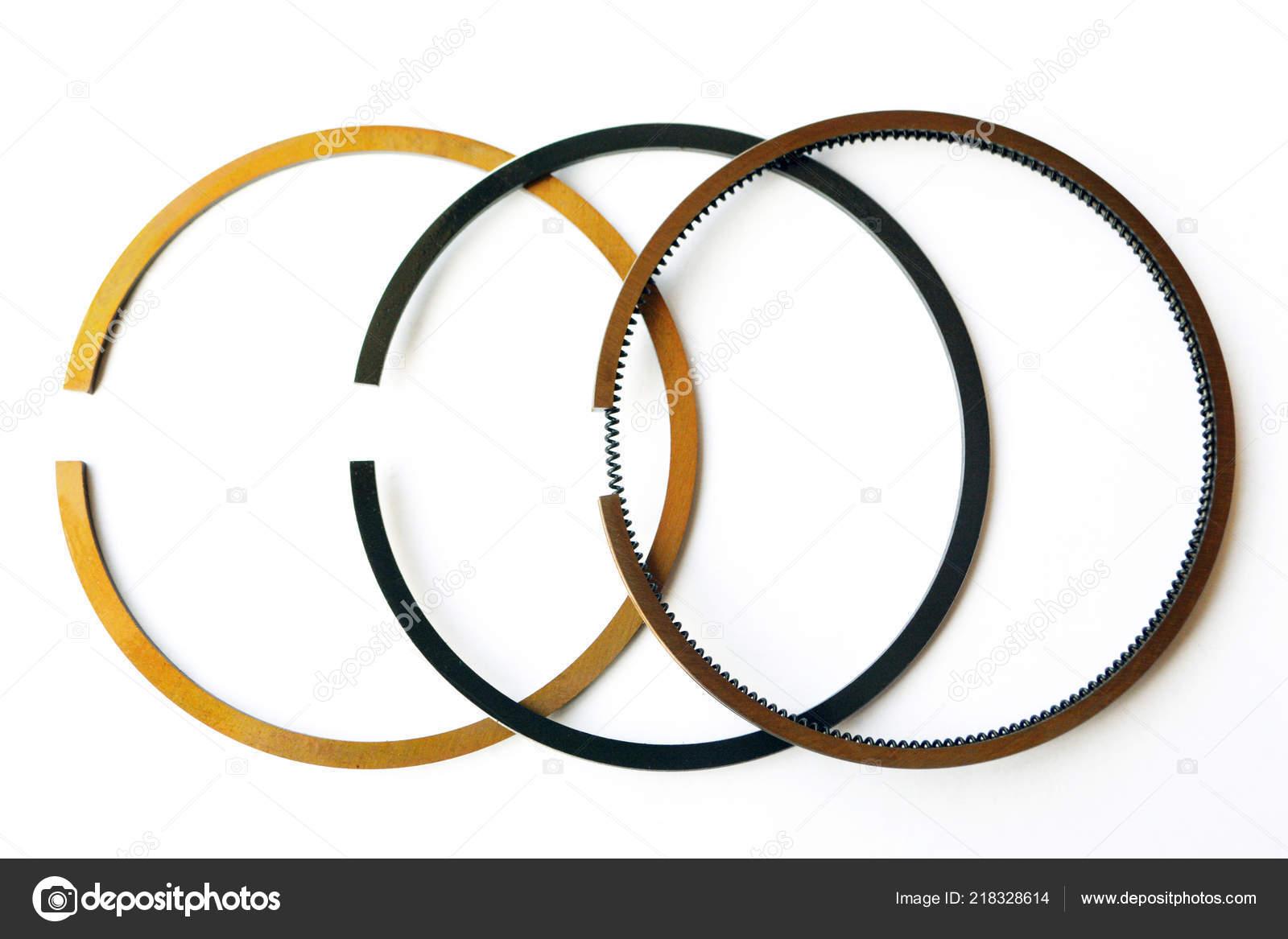 new car piston rings on — Stock Photo © notsuperstar gmail