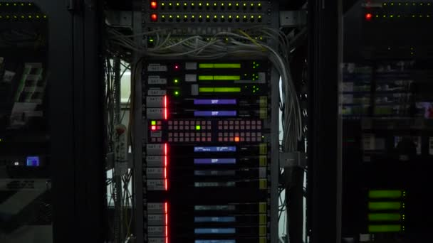 servers for television broadcast close-up