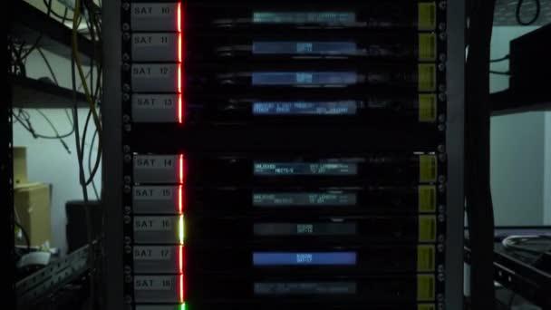 Server für Fernsehübertragungen aus nächster Nähe