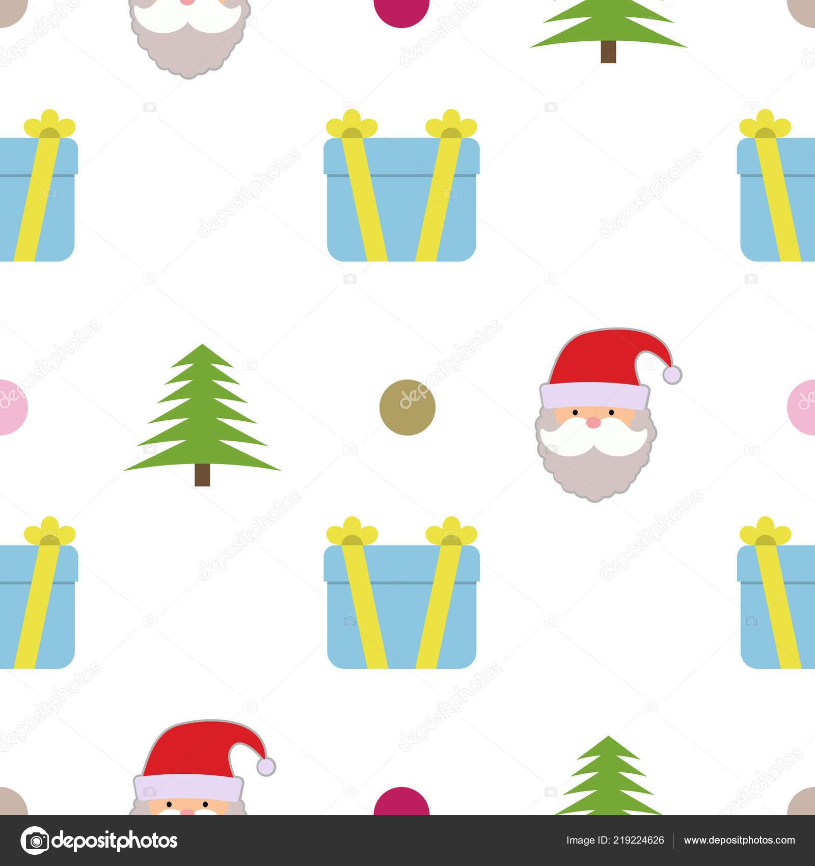 patrón sin costuras de Navidad — Vector de stock © DniproDD #219224626