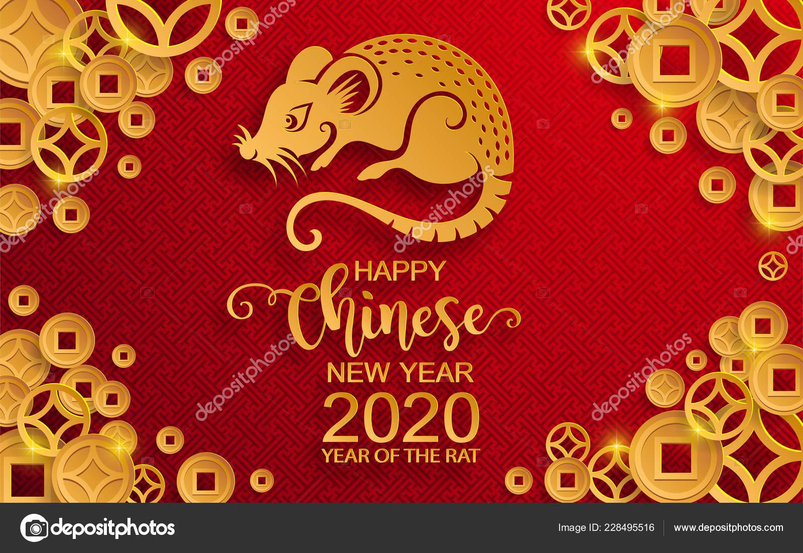 Jahr 2020 Chinesisches Horoskop