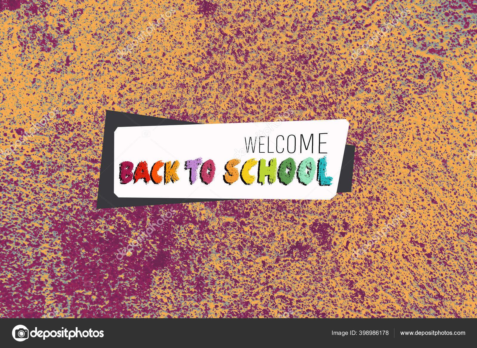 Kembali Templat Desain Sekolah Untuk Undangan Poster Promosi Spanduk Stok Foto C Turgayada Hotmail Com 398986178