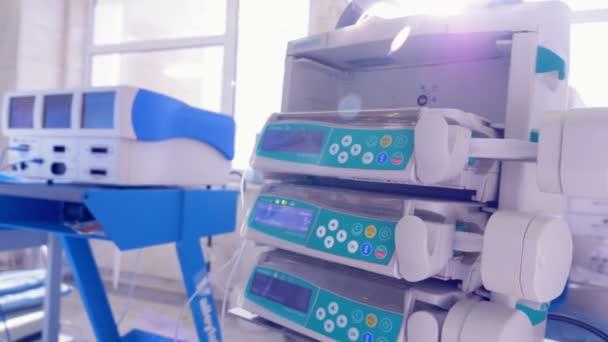 Lékařské vybavení v kliniky