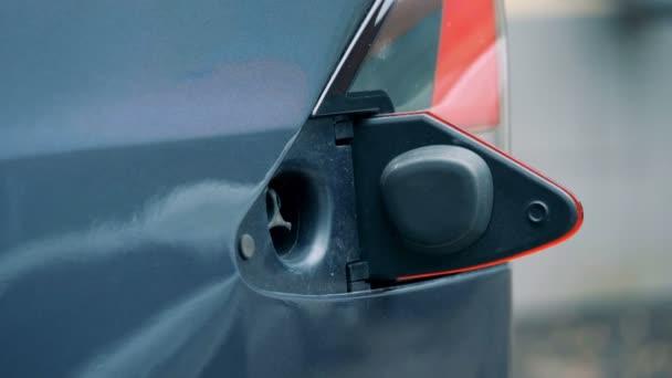 Start zásobovací procesu pro elektromobily