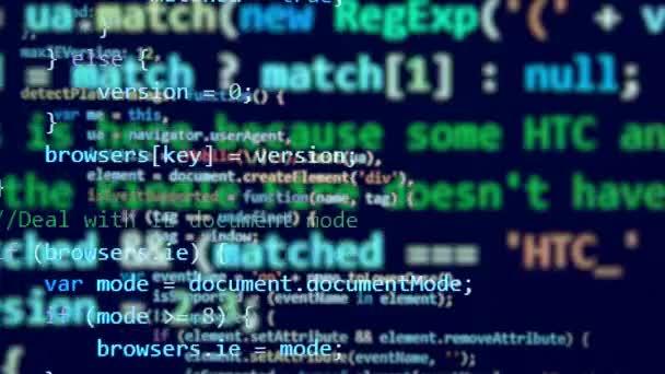 Több számítógép-kód kompozit megjelenítése